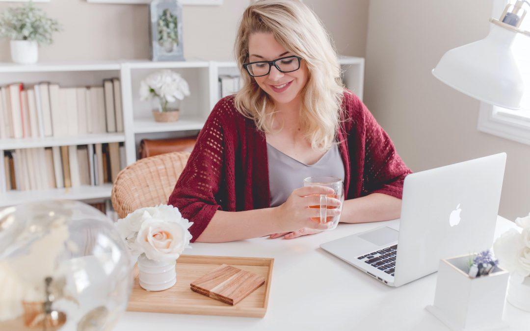 Home-Office: Vom Küchentisch zum Arbeitsplatz